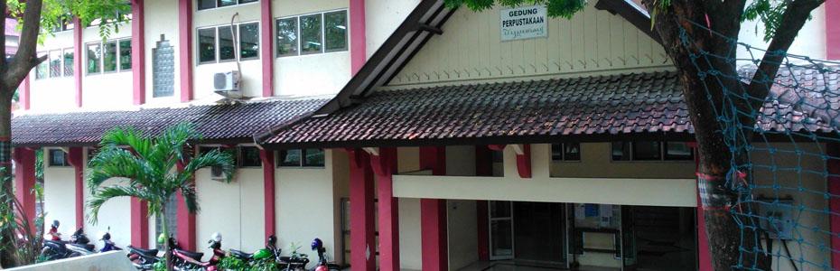 Gedung UPT.Perpustakaan ISI Surakarta