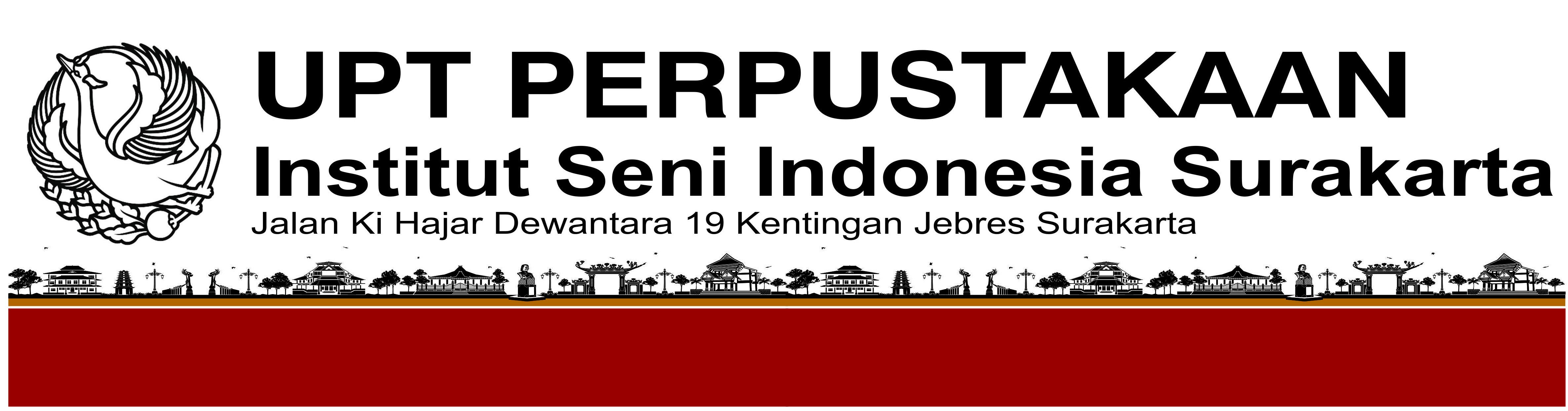 UPT. Perpustakaan ISI Surakarta